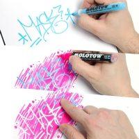marker molotow grafx art masking liquid pen 2 mm