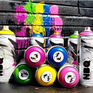 NBQ PRO SPRAY - BOJA U SPREJU ZA STREET ART- GRAFFITI