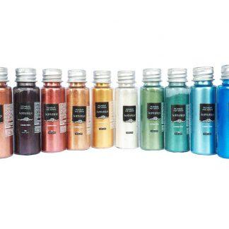 Praškasti pigmenti - Gliteri
