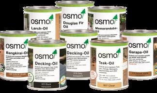 OSMO - pemazi - zaštita